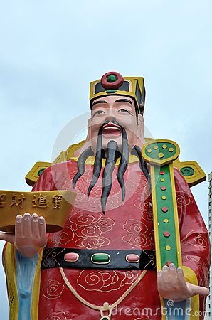 Cai Shen: Chinese god of prosperity