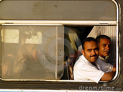 Cairo people Editorial Photography