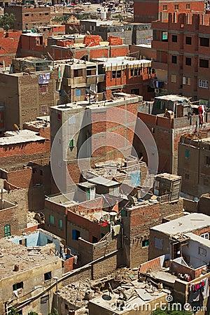 Cairo slums