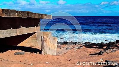 Cais no Sandy Beach filme