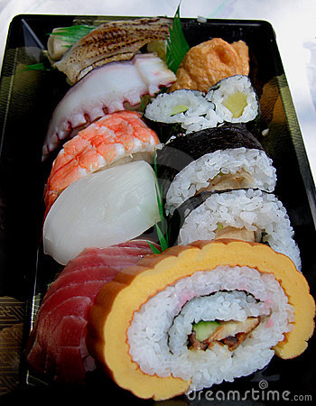 Caixa de almoço sem chopsticks