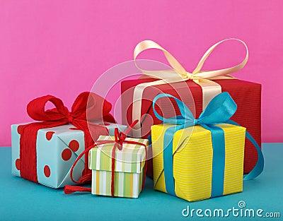 Cajas de regalo