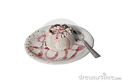 Cake - isolated