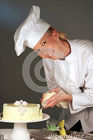 Cake Pastry Chef
