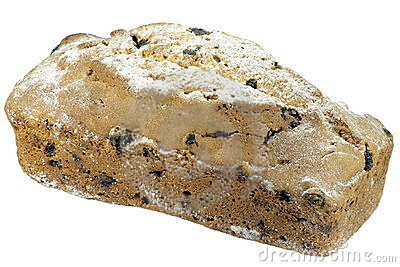 Cake With Raisin Royalty Free Stock Image - Image: 7827266