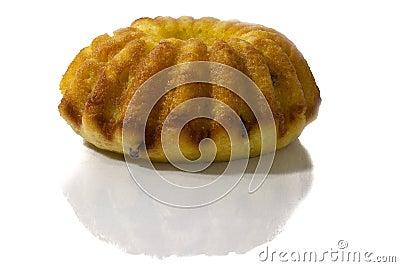 Cake yeast.