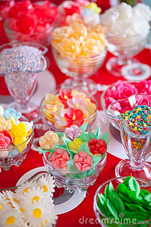 Free Cakes Colors Stock Image - 20744401