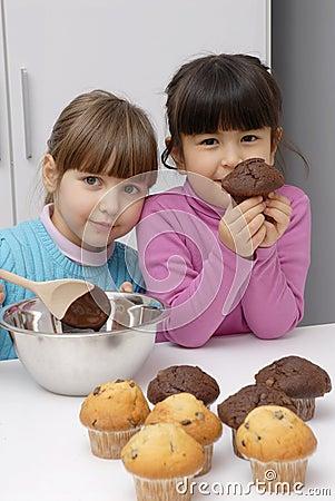 Cakes girls.