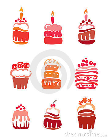 Cakespinkset