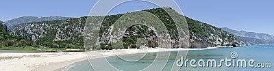 Cala Luna beach, Sardinia