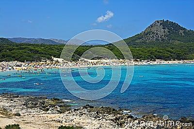Cala Ratjada Beach, Majorca