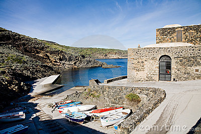 Cala Tramontana, Pantelleria