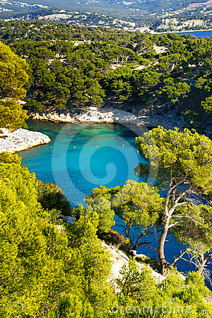 Calanque  of Cassis