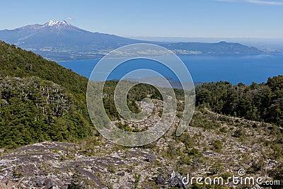 Calbuco Volcano Chile