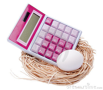 Calculate the Cost of Your Nest Egg