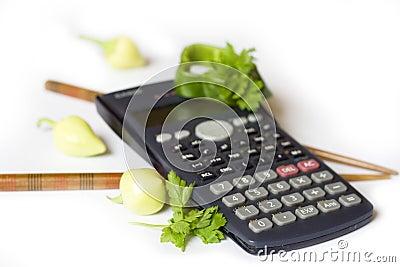 Calculating calories