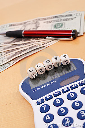 Calculating your Gross Profits