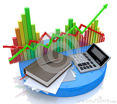 Calculation and analysis of financial market
