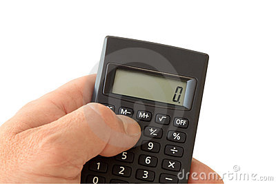Calculations Royalty Free Stock Photography - Image: 10993327