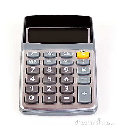 Free Calculator Stock Photos - 17860633