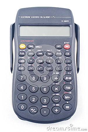 Free Calculator Royalty Free Stock Image - 17860766