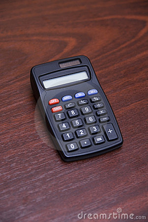 Free Calculator Royalty Free Stock Image - 3081336