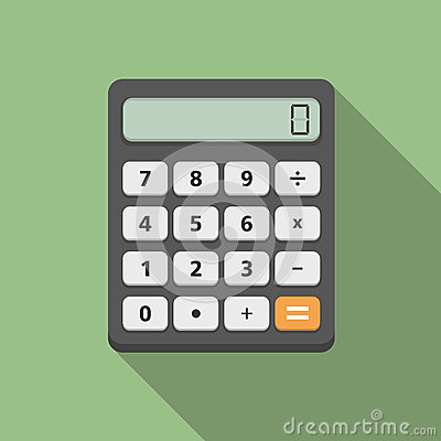 Free Calculator Stock Photos - 48617653