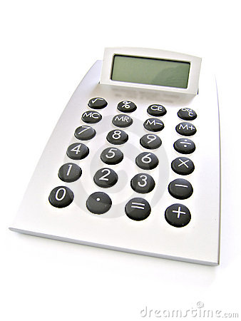 Calculator With Blank Screen