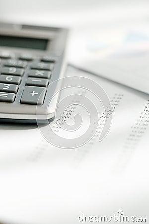 Calculator and figures