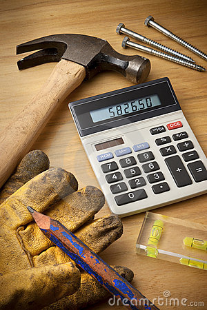 Calculator Finance Costs Tools