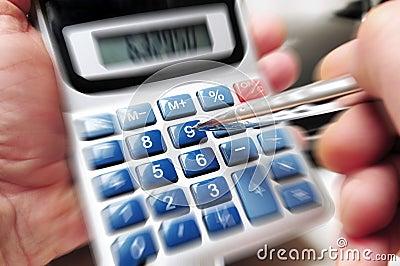 Calculator -Motion Blur-