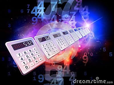 Calculator Perspective
