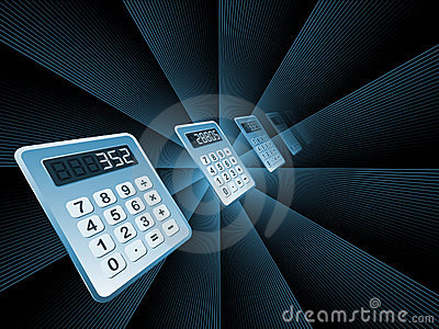Calculator Perspective