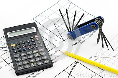 Calculator and tool