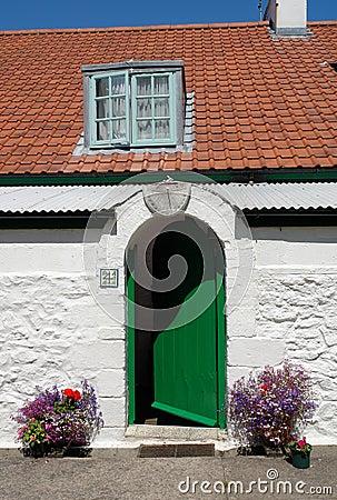 Caldey Green