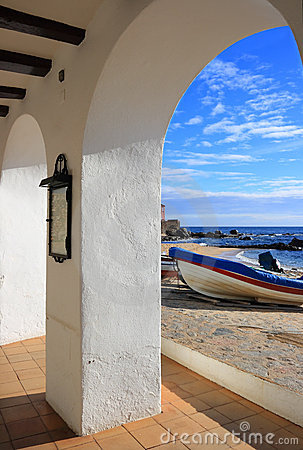 Free Calella De Palafrugell (Costa Brava, Spain) Stock Image - 4996881