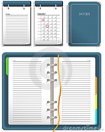 Free Calendar Royalty Free Stock Images - 1591649