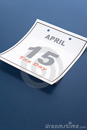 Calendar Tax Day