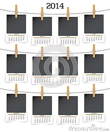 calendar frames royalty free stock images image 23204839