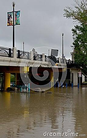 Calgary Flood 2013 Editorial Photography