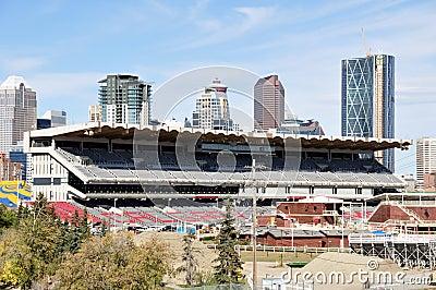 Calgary Stampede Editorial Stock Photo