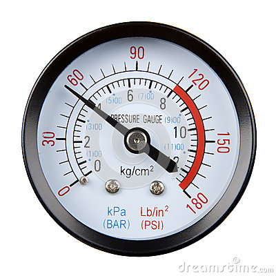 Calibrador de presión