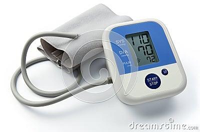 Calibre da pressão sanguínea