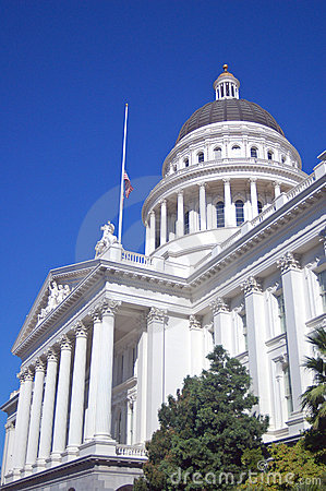 Free California Capitol Building Stock Images - 274114
