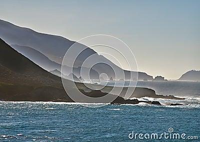 California Coast, Big Sur