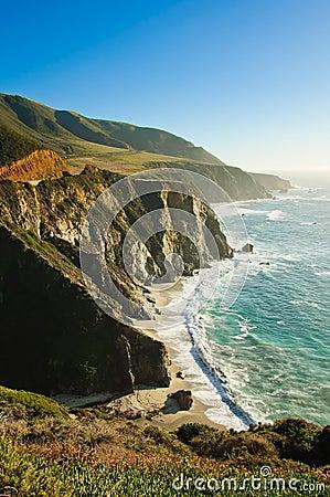 Free California Coast Royalty Free Stock Images - 18674199