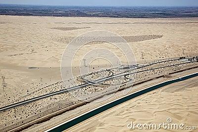 California - Mexico Border