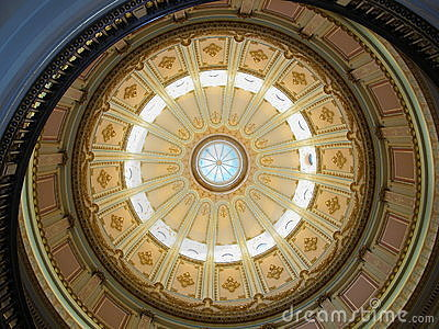 California s State Capital Dome