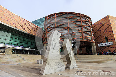 California Science Center Editorial Stock Photo