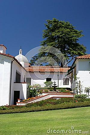 California Spanish Architecture